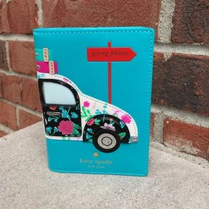 Kate Spade Scenic Route Car Passport Holder
